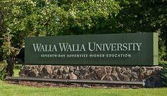 Walla Walla University Seventh-day Adventist Higher Education