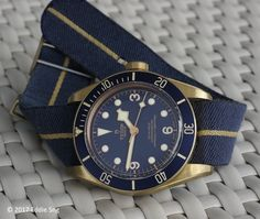 THE COLLECTOR'S VIEW: TUDOR HERITAGE BLACK BAY BRONZE BUCHERER EDITION