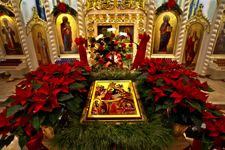 American Carpatho-Russian Orthodox Diocese of the USA | Cathedral Christmas Cards Offered For Sale