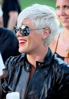 P!nk. She is awesome!
