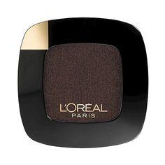 L'Oréal Paris Colour Riche Monos Eyeshadow ($4.99) ❤ liked on Polyvore featuring beauty products, makeup, eye makeup, eyeshadow, gel eyeshadow, l oreal paris eye shadow and l'oréal paris