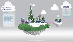 Sam Dallyn - Nokia Christmas - Christmas competition and promotion