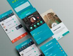 Health App WIP by Edoardo Coccia