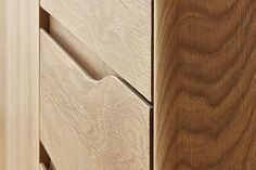The stylish oak sideboard provides lots of storage space, with separate cupboard sections and thee drawers. Find more information on our range of sideboards here.