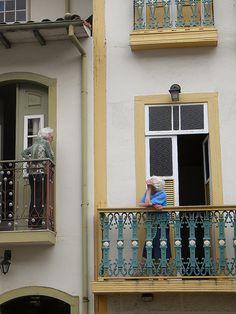 Comadres de Minas ( Brasil )  Ouro Preto