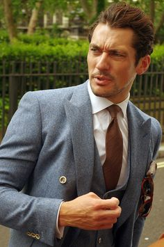 London Collections: Men SS 2014, Day 1, 16 June 2013, Victoria House, Bloomsbury, London by My Soul Insurance, via Flickr