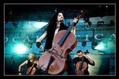 Apocalyptica - Cellos Rock!  Beautiful!!!