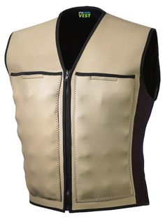 StaCool Under Vest - StaCool Industries, Inc., makers of StaCool™ Body Cooling Vests