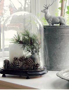 99 ideas for Scandinavian Christmas decorations - Deko Danish Christmas, Nordic Christmas, Natural Christmas, Noel Christmas, Rustic Christmas, Winter Christmas, Vintage Christmas, Christmas Ideas, Natal Natural