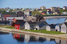 La -Grave, Îles de la Madeleine, Québec