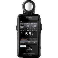 My new toy. Sekonic Litemaster Pro L-478DR Light Meter #photography #gear