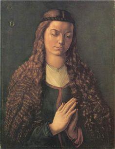 Albrecht Dürer, Portrait of a Young Woman