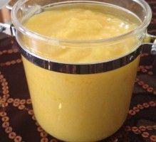 Recette - Lemon curd au Companion
