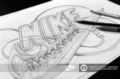 Nike - Futura logo on Behance