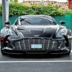 Aston Martin One77 Maserati, Ferrari, Bugatti, Luxury Sports Cars, Aston Martin Cars, Aston Martin Vanquish, Sexy Cars, Hot Cars, Porsche Gt3