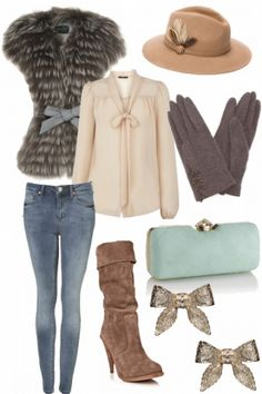Nicole Richie inspired #outfit #style #fashion