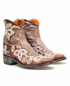 Beige Marionne Embroidered Leather Cowboy Boots ugg Cyber Monday View More: www.yi5.org