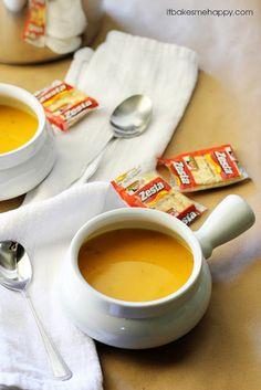It Bakes Me Happy: Sweet Potato Soup