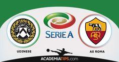 Udinese x Roma: Regressa o campeonato italiano com a Udinese a receber no estádio Friuli a Roma, num bom jogo em perspectiva. No que respeita à equipa de...  http://academiadetips.com/equipa/udinese-x-roma-prognosticos-liga-italiana/