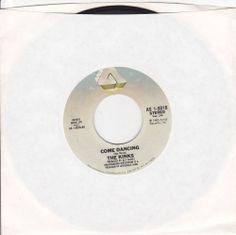 "Kinks / Come Dancing / Noise / 7"" Vinyl 45 RPM Record / Arista 9016 #Kinks #RayDavies #Classic #Rock #Music"