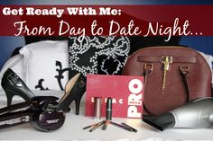 Day To Date Night Looks [Makeup, Hair Styles, and Outfits] via @sarahhhrae #HeartMyHair #ad
