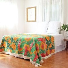 Vintage Kantha Bed Spread