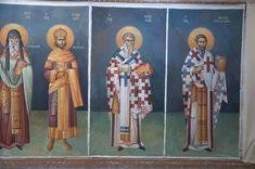 5 posts published by iconsalevizakis during October 2014 Byzantine Icons, Byzantine Art, Art Icon, Orthodox Icons, Saints, Religion, Workshop, My Arts