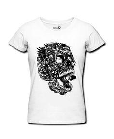 Hand Printing T-shirt