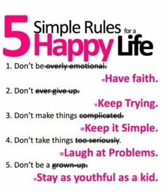 Image result for how to be happy