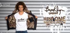 A EarBox tem uma criação exclusiva que está a pensar pôr na loja online: o Brooklyn Leopard! É tão único que só existe UM!! Está atento porque a qualquer momento ele pode aparecer em www.earboxwear.com