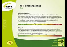 Coordination/balance test app and training app - help balance your lateralities, prevent overload and improve your athletic performance. App, Trainer, Fitness, Challenges, Athlete, Apps
