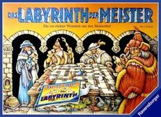 Master Labyrinth | Board Game | BoardGameGeek