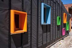 Nuova costruzione per la scuola materna e asilo in Zaldibar, cortesia Egoin