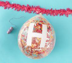 How to Make A Balloon Banner, or ballon full of creativity Diy Birthday Banner, Birthday Balloons, 1st Birthday Parties, Birthday Party Decorations, Birthday Ideas, Happy Birthday, Minion Birthday, Diy Banner, Fall Birthday