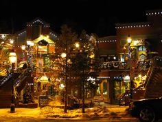 breckenridge at christmas bing images - Breckenridge Christmas