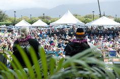 Ki Ho'alu Festival 2011 Noland-Dennis crowd