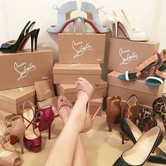 Louboutin Pumps, Christian Louboutin, Stuart Weitzman, High Heels, Sandals, Shoes, Shoes Sandals, Zapatos, Shoes Outlet