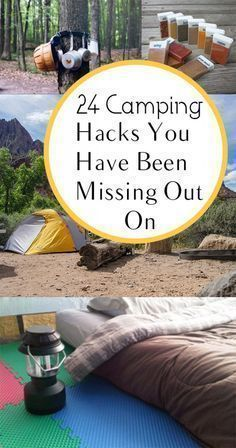 23 Crazy Cool Camping Hacks Tips And Tricks