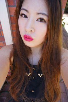 Etude House Rosy Tint Lips #4 Sweet Poison