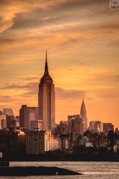 Midtown Manhattan by Paul Seibert Photography @pseibertphoto | newyork newyorkcity newyorkcityfeelings nyc brooklyn queens the bronx staten island manhattan