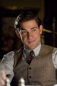 John Krasinski... I'm in love I'm in love and I don't care who knows it!!!