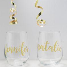 Bachelorette Party Wine Glasses - ON SALE! by Bondi Bella Boutique