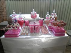 """A Pink Party / Birthday """"Emilys Party"""" 