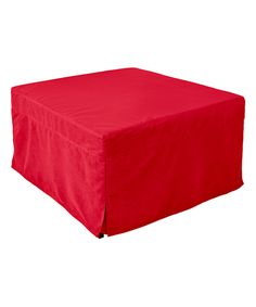 Look at this Red Magical Ottoman Sleeper on #zulily today!