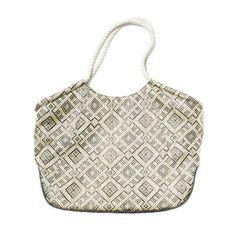 Fashionable Beach Bags | The Zoe Report. Club Monaco Nina Beach Tote.