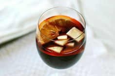 Get the party started with our Simple Fruity Red Sangria Recipe. Simple syrup, apricot brandy and wine give this red sangria recipe its deep, rich flavor. Red Wine Sangria, Summer Sangria, Summer Drinks, Fun Drinks, Beverages, Alcoholic Drinks, Wine Bottle Labels, Wine Bottle Holders, Fiesta Party
