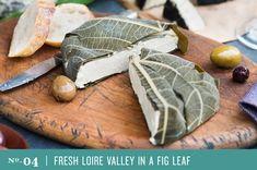 Fresh Loire Valley in a Fig Leaf - Miyoko for President: Vegan Cheese Maker Sets a New Standard - ChooseVeg.com