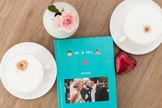 Ein individuelles Buch aus eurem Whatsapp-Chatverlauf: Lyxyyyyxyyyasst eure Gäste an eurer Liebesgeschichte teilhaben - vom ersten Date bis zur Hochzeit...