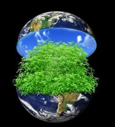 Mother Earth..must try and save her...