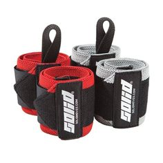 Wrist Wraps Strength Pack (4 Wraps)-STANDARD Support for Olympic Lifts and CrossFit   HEAVY Protection for Weightlifting and Bodybuilding/Powerlifting - For Men and Women - Stabilize Wrists and Avoid Injury! *** Hurry! Check out this great product : Weight loss Accessories